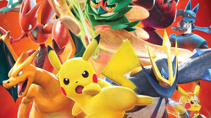The 2018 Pokkén Tournament Championship Series starts soon