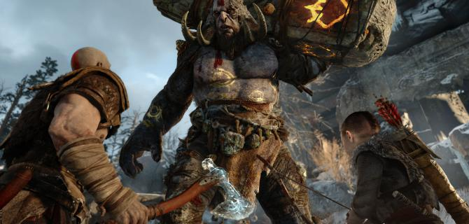 God of War erscheint am 20. April