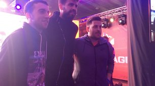 Gerard Piqué launching an esports project