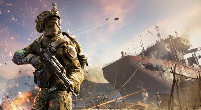 ESL and Crytek team up for Warface tournament series